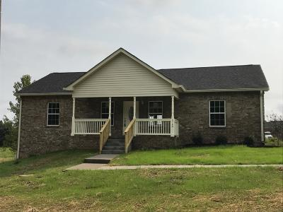 Ashland City Single Family Home For Sale: 3110 Caldwell Rd