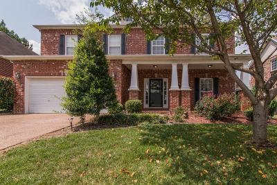 Brentwood  Single Family Home Under Contract - Showing: 7276 Autumn Crossing Way