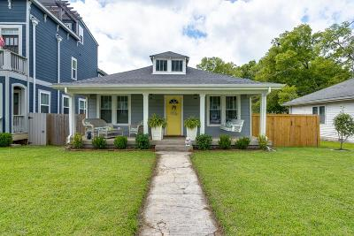 Nashville Single Family Home For Sale: 1821 5th Ave N