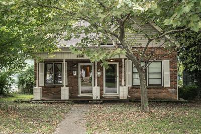 Nashville Single Family Home For Sale: 1404 Forrest Ave