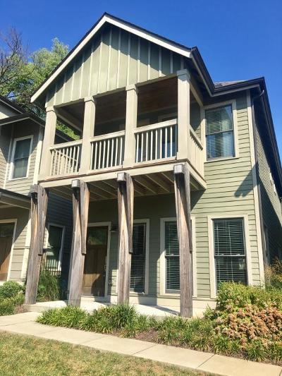 Nashville Single Family Home For Sale: 302 Artisan Ln