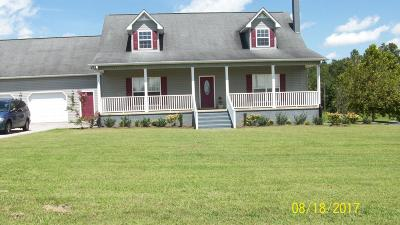 Smithville Single Family Home For Sale: 482 Gay Rd