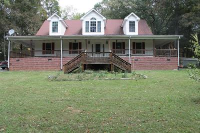 Lebanon Single Family Home For Sale: 3365 Murfreesboro Rd