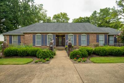 Brentwood  Single Family Home For Sale: 5811 Cloverland Dr