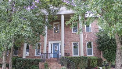 Old Hickory Single Family Home For Sale: 5333 East Bend Dr