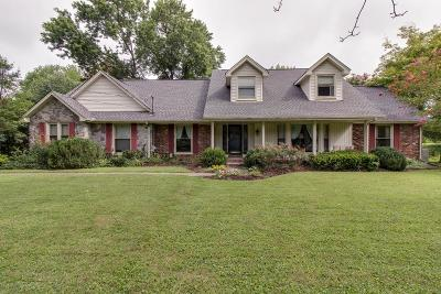 Brentwood Single Family Home Under Contract - Showing: 6500 Murray Ln