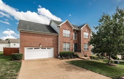 Goodlettsville Single Family Home Under Contract - Showing: 123 Rose Garden Ln