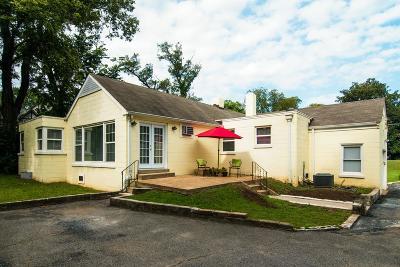 Nashville Rental For Rent: 2909 Woodlawn Drive