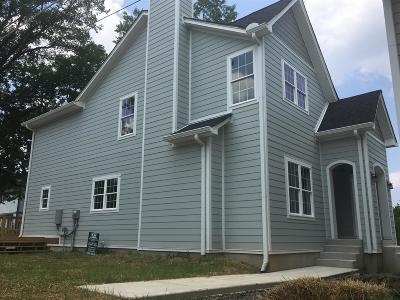 Nashville Single Family Home For Sale: 2247 Kline Avenue