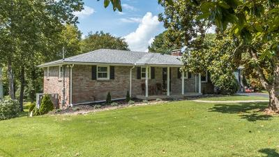 Gallatin Single Family Home Under Contract - Showing: 1033 Morning View Drive