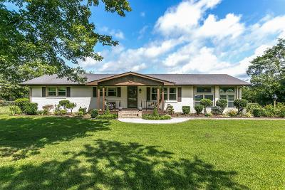 Rockvale Single Family Home For Sale: 11776 Mount Pleasant Rd