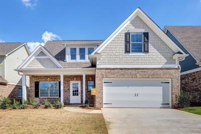 Spring Hill Single Family Home For Sale: 917 Carnation Drive