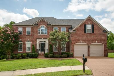 Nashville Single Family Home For Sale: 1416 Beech Hollow Ct