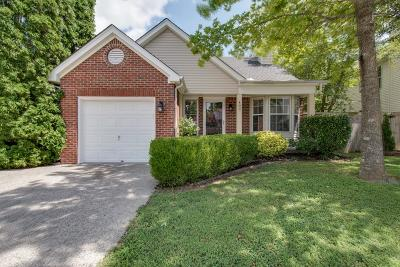 Franklin Single Family Home For Sale: 402 Newbary Ct