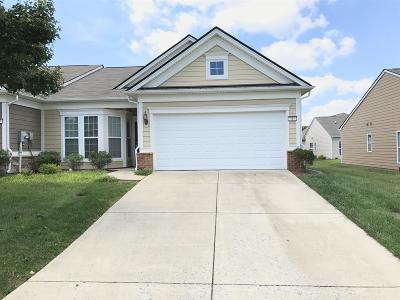 Mount Juliet TN Single Family Home Under Contract - Showing: $244,900