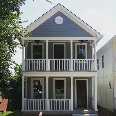Nashville Single Family Home For Sale: 5405 A Pennsylvania Ave