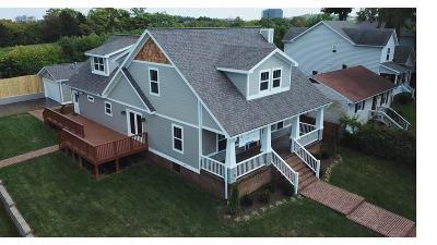 Nashville Single Family Home For Sale: 326 33rd Ave N