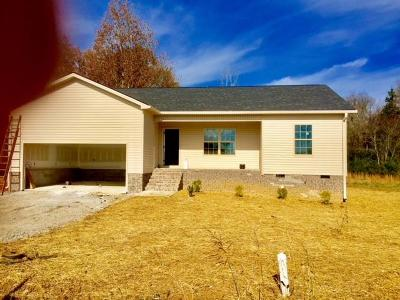 Shelbyville Single Family Home For Sale: 225 Eagle Blvd