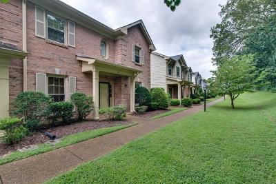 Nashville Condo/Townhouse For Sale: 9101 Sawyer Brown Road #9101