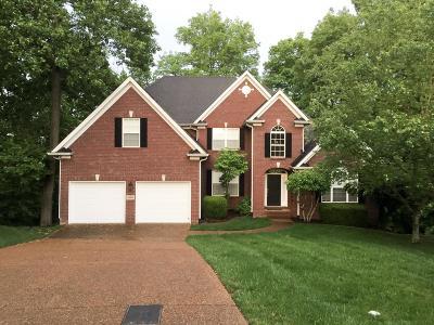 Nashville Single Family Home For Sale: 4600 Sterling Cross