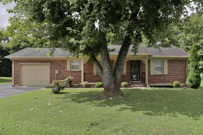 Columbia Single Family Home Under Contract - Showing: 127 Blythe Cir