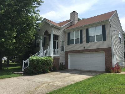 Old Hickory Single Family Home Under Contract - Showing: 716 Sweetwater Cir