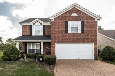 Nashville Single Family Home Under Contract - Showing: 3300 Penn Meade Way