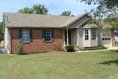 Smyrna, Lascassas Single Family Home For Sale: 1103 Forestwood Ct