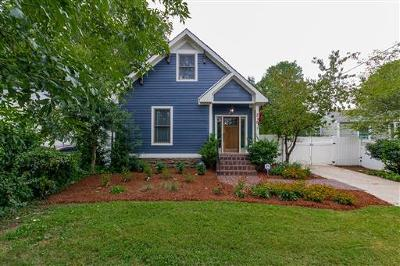 Nashville Single Family Home For Sale: 218 54th Ave N