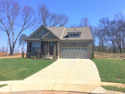 Columbia  Single Family Home For Sale: 2724 Nottingham Drive
