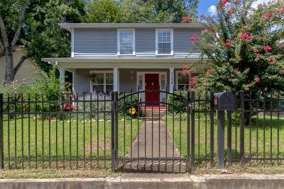 Nashville Single Family Home For Sale: 1124 Pennock Ave