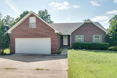 White Bluff Single Family Home Under Contract - Showing: 2120 Beaver Ridge Road