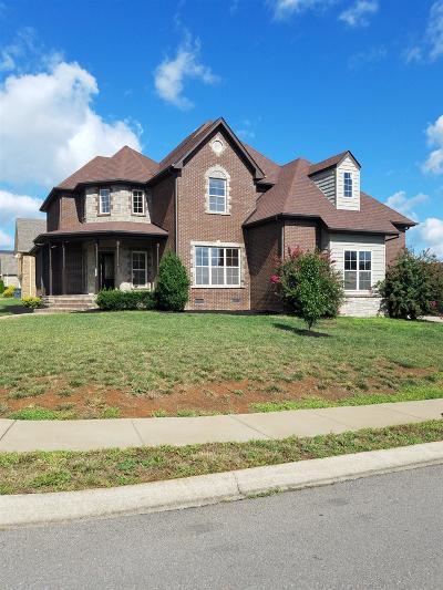 Farmington Single Family Home For Sale: 1500 Edgewater Ln