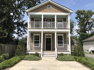Franklin Single Family Home Under Contract - Showing: 914 Evans St