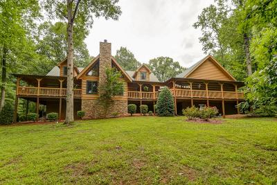 Franklin Single Family Home For Sale: 2752 Owl Hollow Rd