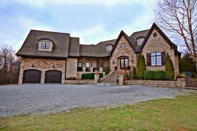 White House Single Family Home For Sale: 5972 Bethlehem Rd