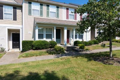 Antioch Condo/Townhouse For Sale: 1007 Halifax Ln