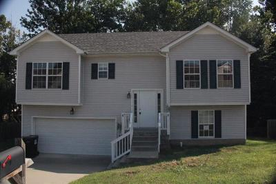 Clarksville Single Family Home For Sale: 1648 Broad Cir