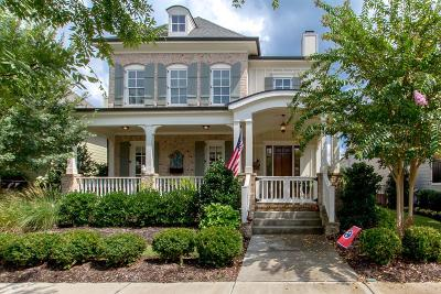Franklin Single Family Home For Sale: 1570 Westhaven Blvd