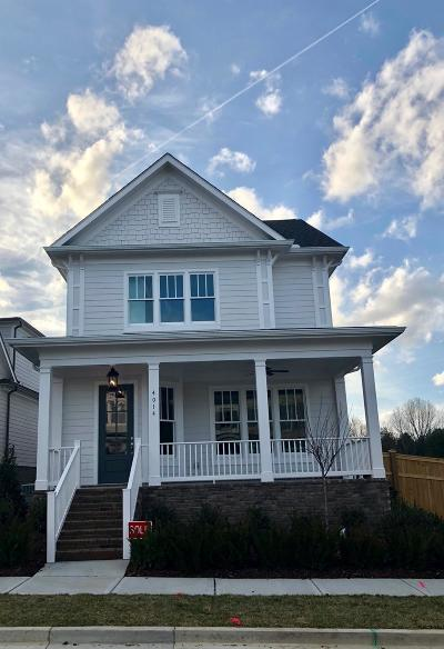 Franklin Single Family Home For Sale: 4014 Camberley Street # 1854
