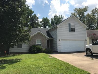 Lavergne Single Family Home For Sale: 247 Bill Stewart Blvd