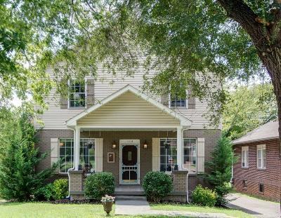 Nashville Single Family Home For Sale: 1118 Delmas Ave