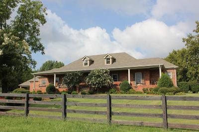 Lewisburg Single Family Home For Sale: 1104 Cochran Ln