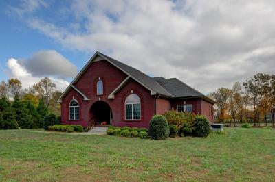Clarksville Single Family Home For Sale: 4691 Guthrie Hwy