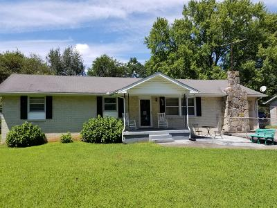 Rutherford County Single Family Home For Sale: 6781 Longview Dr