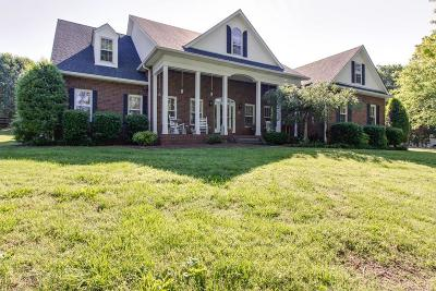 Franklin Single Family Home For Sale: 3096 Wilson Pike
