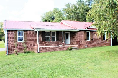Smithville Single Family Home Under Contract - Showing: 273 Shady Dr