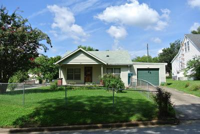 Clarksville Single Family Home For Sale: 634 Ernest St