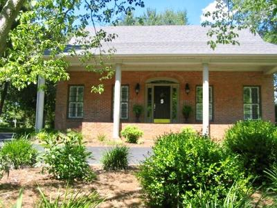 Christian County Single Family Home Under Contract - Showing: 205 James Lyn Drive