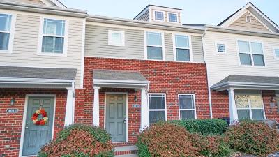 Spring Hill Condo/Townhouse For Sale: 4014 Currant Ct